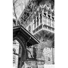 Casa Golferichs #casagolferichs #barcelona #patrimoni #modernismo #arquitectura #historia #monument #centrecivicgolferichs