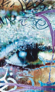Marilyn Minter. Private Eye, 2013
