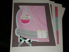 Girly Girl Lesbian Wedding Card by giftcardsbynlo on Etsy, $4.95