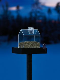 Alexander Lervik for Nelson Garden | Bird house