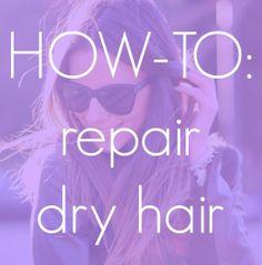 repairing your damaged hair