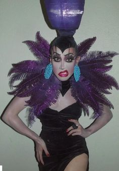 """""""Yzma Costume by Phi Phi O'Hara"""" I adore Phi Phi O'Hara's cosplay work and her eyelashes are spot on."""