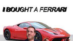 Finally got paid! Bought a new Ferrari! #pranks #funny #prank #comedy #jokes #lol #banter