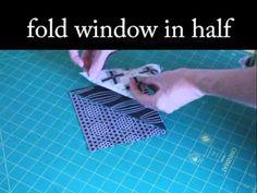 Cheryl Phillips' Attic Window: Helpful Tips  https://www.phillipsfiberart.com/shop/product/attic-window/