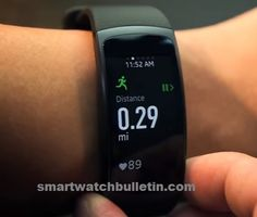 Samsung Gear Fit 2 fitness tracker features is Android 4.4 kitkat and higher. So if you don't carry a samsung phone. There's no need to worry about compatibility problems at a hundred and seventy nine bucks. This one is quite competitive to offering some incredible value for the money. When [More...]