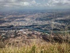 Vista Pico do Ibituruna - Gov. Valadares/MG