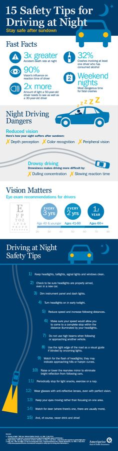 Night Driving Safety Tips - Auto Insurance Safe Driving Tips, Driving Safety, Safe Drive, Uber Driving, Insurance Marketing, Car Insurance, Insurance House, Household Insurance, Insurance Quotes