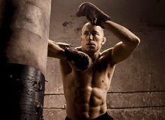 The Georges St-Pierre Workout: Men's Health.com