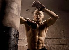 The Georges St-Pierre Workout: Men's Health.com