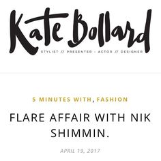 Thank you to the beautiful @katebollard for the recent feature a gorgeous soul and massive flare-lover! Click the link in bio to read all about designer Nik Shimmin and everything Flare Street  #flares #bellbottoms #katebollard #festival #blog #fashion #design #glam #boho #hippie #gypsy #style #retro #vintage #babe #love #photooftheday #amazing #smile #look #instalike #picoftheday #instadaily #girl #bohofestivals #bestoftheday #instacool #instago #colorful #style
