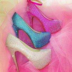 Break a leg in these :) (pretty though)