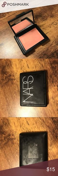 Nars cream blush Does not include box, used once. Cream blush color is in Enchanted Sephora Makeup Blush