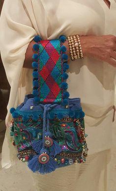 Wayuu bag #handmade #crochet