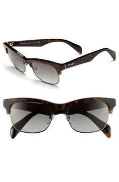 10d4a8672ee6c Prada Sunglasses available at  Nordstrom Ray Ban Sunglasses Price