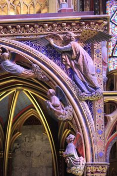 Sainte Chapelle (Alasdir Massie Flickr)