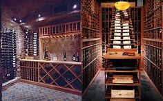 wine cellars - Google Search