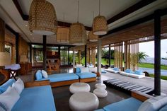 Architecture: Outstanding Bali Style Houses Plus  Balinese Bathroom As Well As  Bali Gardens Ideas: Contemporary Bali Style Home Design with Tropical Sense