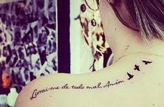 Tatuagem feminina Daddy Tattoos, Cute Tattoos, New Tattoos, Body Art Tattoos, Girl Tattoos, Tatoos, 4 Tattoo, Tattoo Quotes, Frases Para Tattoo