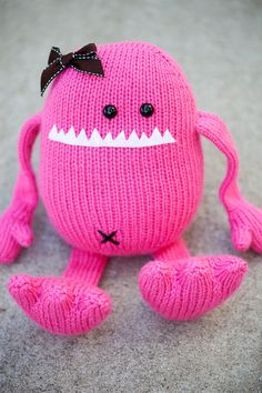 Monstro punto - doll