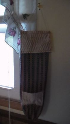 "Handmade Plastic Bag Holder 21""!"