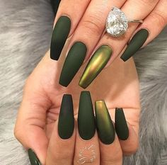 Olive green Pinterest: @cartierarmani