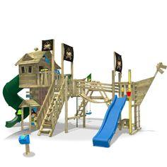 Spielturm, Kletterturm, Gartenhäuser, Klettergerüst, Baumhaus,