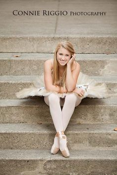 ballet senior pictures. could do any sport really.
