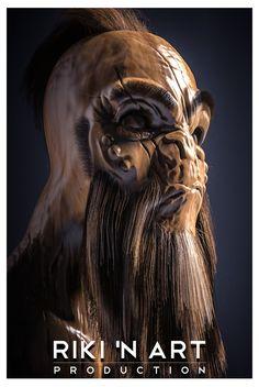 Viking Monster, Riki Morvillo on ArtStation at https://www.artstation.com/artwork/0dq2E