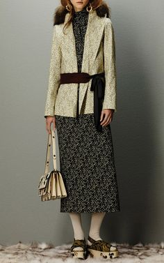 Marni Flash Collection Pre-Fall 2015 Trunkshow Look 7 on Moda Operandi