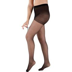 9ea07c32a65 PEDS - Ladies Fusion Run Resistant Control Top Pantyhose