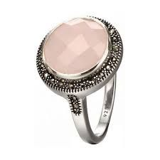 rose quartz rings - Google Search