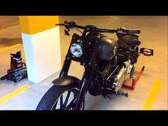 2016 Harley Davidson FXSB Softail Breakout at Customizing - YouTube