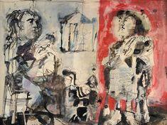 Antoni Clavé: Abstracción y Escuela de París – Trianarts Plastic Art, Figurative Art, Printmaking, Art Pieces, Sculpture, Drawings, Illustration, Artwork, Prints