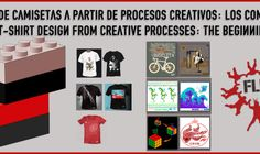 Flip Blog :: Diseño de camisetas a partir de procesos creativos: los comienzos :: T-shirt design from creative processes: the beginnings