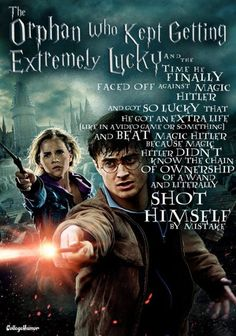 7 - If Harry Potter Movies Had Honest Titles