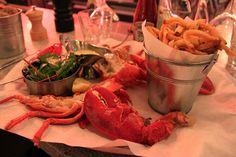 Les Pinces, le restaurant de Homard à Paris