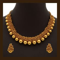 Necklace Sets Silver long Gold Necklace Set Designs Names since Jewellery Shops Braehead Gold Jewelry Simple, Gold Jewellery Design, Necklace Designs, India Jewelry, Kerala Jewellery, Jewellery Shops, Jewelry Stores, Bead Jewellery, Pearl Jewelry