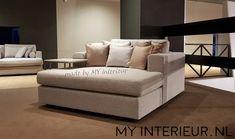 KEIJSER en CO stijl banken naar wens & maat gemaakt! - MY Interieur Sofa, Couch, My Dream Home, Nars, Ottoman, Chair, Furniture, Home Decor, Lush