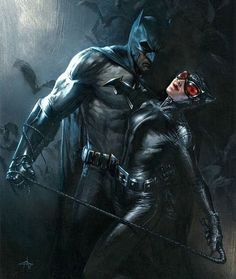 Batman and Catwoman                                                                                                                                                                                 More