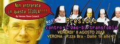 Omofobia a Verona - Rassegna Stampa Estate 2014 | Romeo in Love - Il video podcast GLBT*