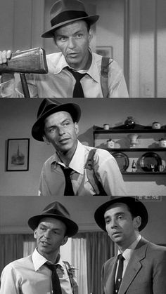"Frank Sinatra in ""Suddenly"" 1954"