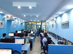 Another office of Megrisoft