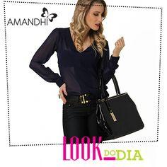 Look do Dia - Doce Sedução | Amandhí | www.amandhi.com