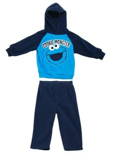 "Seasame Street ""Cookie Monster"" Blue Fleece Hoodie & Pants Set 2T-4T (3T) Sesame Street,http://www.amazon.com/dp/B009WQEZJA/ref=cm_sw_r_pi_dp_j1mSsb0C0W1PTPXJ"