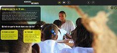 Jeune, pauvre et sans droits : faites-en l'expérience - Une expérience… Serious Game, Orientation, Experience, Applications, Childhood, Positivity, Student, Activities, Learning