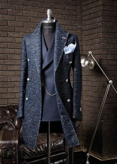 The Controversial Sartorialist Sharp Dressed Man, Well Dressed Men, Mode Masculine, Mens Fashion Suits, Mens Suits, Fashion Menswear, Moda Do Momento, Mode Costume, Herren Style