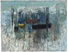 "Paul Feiler ""Sea and Boats"""