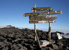 Kilimanjaro Climbing MARANGU ROUTE Africa safari