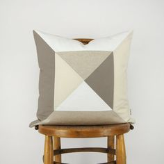 Hey, I found this really awesome Etsy listing at https://www.etsy.com/listing/90121774/colorblock-geometric-pillow-case-cushion