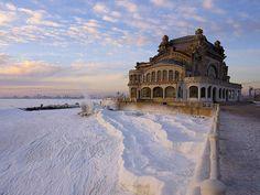 The Old Casino in Constana Romania